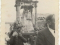 Procesión Virgen de los Ulagares 1942