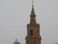 Torre y  nieve